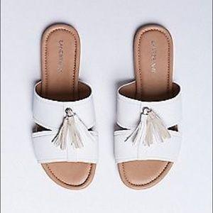 Lane Bryant Shoes - Tassel Sandal
